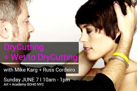 DryCutting + Wet to DryCutting Demo New York