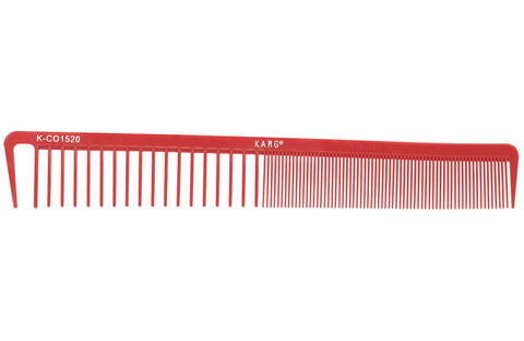 extra wide dryhaircutting KARG Comb