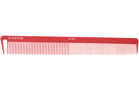Extra Long DryHairCutting KARG Comb