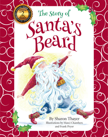 Picture Book About Santas Beard