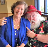Sharon Thayer, Santa Tom, The Ultimate Christmas Party, Santa's Beard