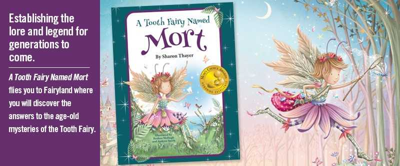 In this award-winning picture book you will find the answers to your questions about the Tooth Fairy and the magic of Fairyland. In the end you will discover how children hold the power to continue fairy magic forever.
