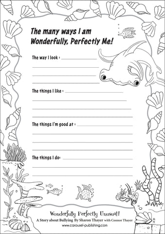 Perfectly Me page
