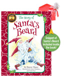 "Wholesale 1/2 Case (12""The Story of Santa's Beard"" Hardcover )"