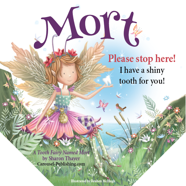 A Tooth Fairy Named Mort: Static Cling