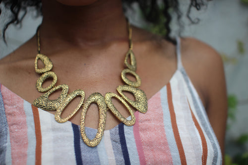 Trendy necklace