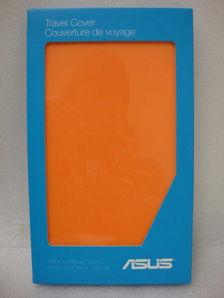 NEW Official ASUS Travel Cover for Nexus 7 (2nd Gen) - Orange NEW!