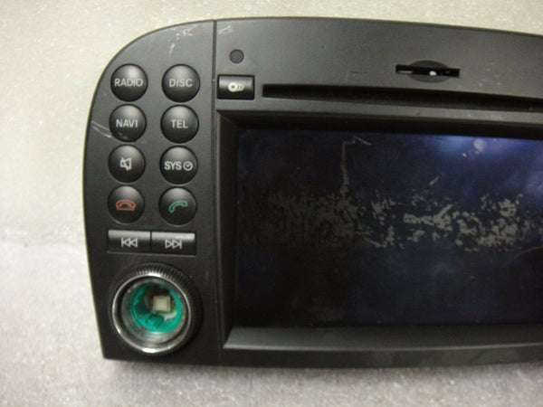Mercedes Navigation GPS Radio CD A1648709194 EK Display Parts
