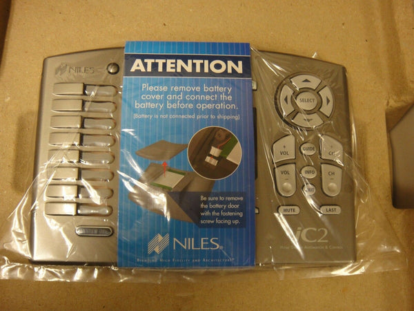 Brand New Niles IC2 Home Theater Automation and Control System HT-MSU EK