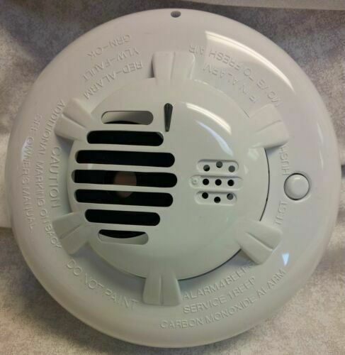 2GIG C03-345 Wireless Carbon Monoxide Home Gas Alarm Detector