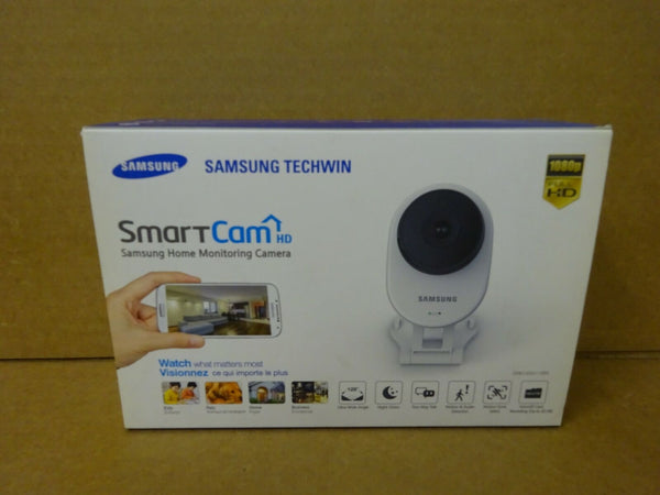 Samsung SmartCam HD SNH-E6411BN Full HD 1080p WiFi Camera Night V 4x Z SNH-E6411