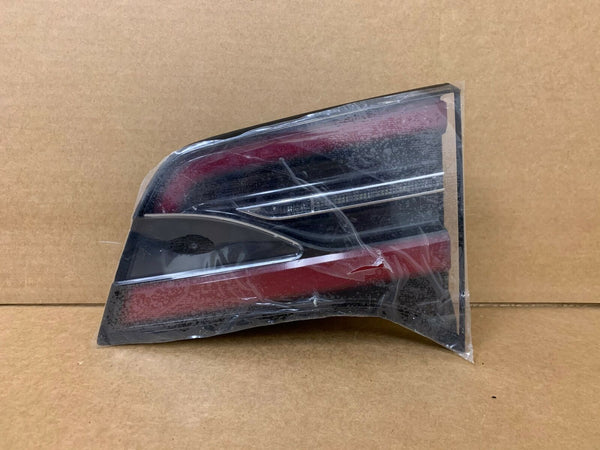 17-20 Tesla Model X Trunk Inner Tail Light Lamp RH RIGHT PASSENGER OEM NEW