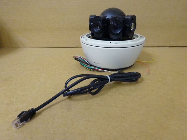 Arecont Vision AV12586PM 12MP Outdoor Dome IP Security Camera 180 Degree FOV