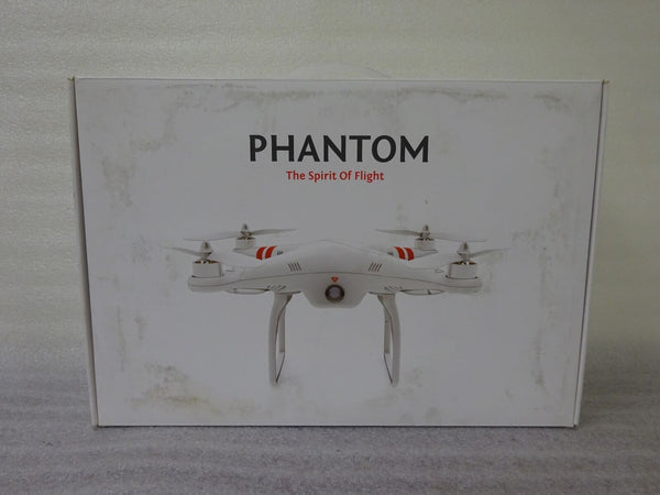 DJI Phantom Version 1.1.1 Quadcopter Drone  CP.PT.000001 P330D USED