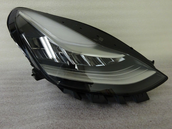 2017 2018 2019 Tesla Model 3 Right Passenger RH LED Headlight Headlamp OEM