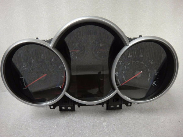 2011-2012 CHEVROLET CRUIZE EK AT INSTRUMENT CLUSTER 95018203