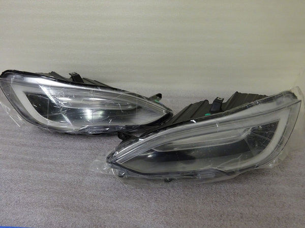 16 17 Tesla Model S Headlight LED Headlights Pair Left Right OEM Headlight Set