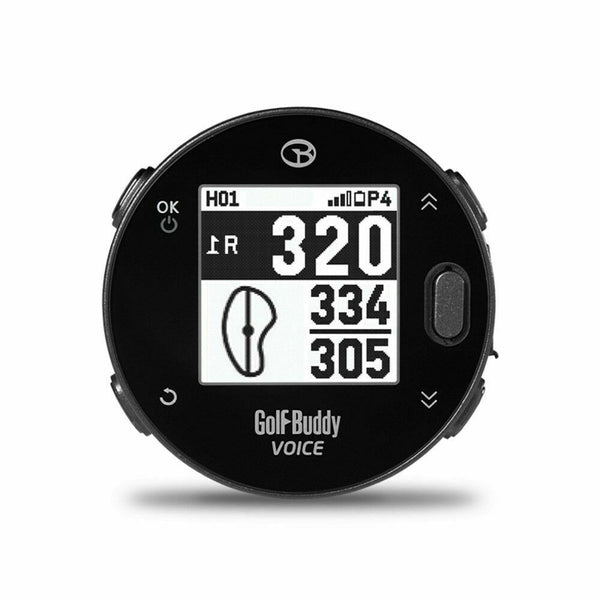 Golf Buddy Voice X GPS Golf GPS Distance Measuring Device NEW