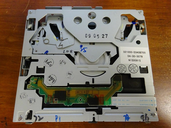 Fujitsu ten single CD loader mechanism DA-30-311 Toyota Navigation OEM Part NEW!