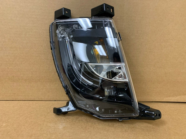 12 13 14 15 16 17 18 Tesla Model S Right Passenger RH LED Fog Light OEM AS IS