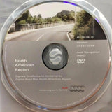 2014 Update 2005 2006 2007 2008 2009 Audi A6 S6 Quattro Avant Navigation DVD Map