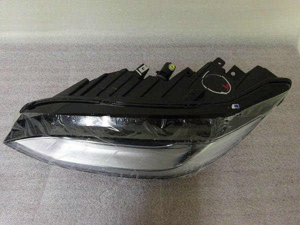 16 17 Tesla Model X Left Driver LH LED Headlight Headlamp Complete + Module OEM