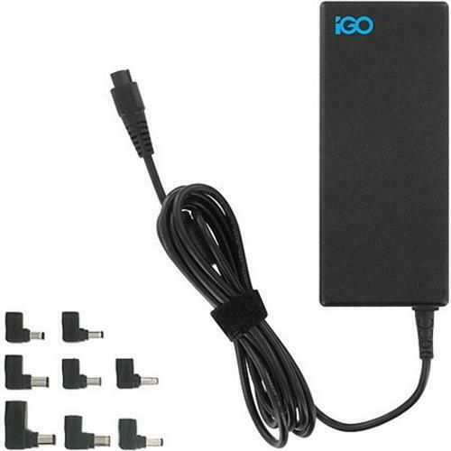 iGo AC Power Adapter Kit 19.5V 90W 6630137-0100 Universal Adapters(8 tips) NEW