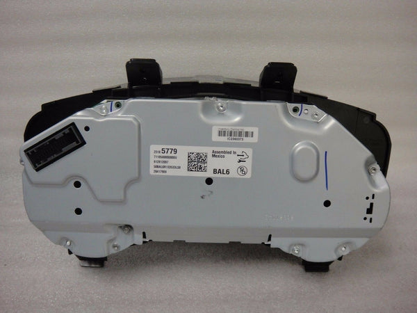 General Motors 2013 2014 cadillac XTS OEM CLUSTER SPEEDOMETER Perfect