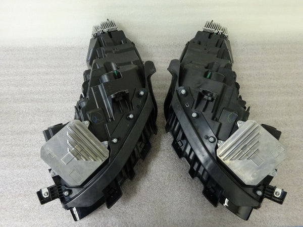 2017 2018 2019 Tesla Model 3 LED Headlight Set Pair Right + Left Complete OEM