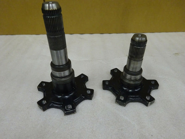 NISSAN GT-R R35 VR38 | OEM | Left + Right Rear Axle Shafts