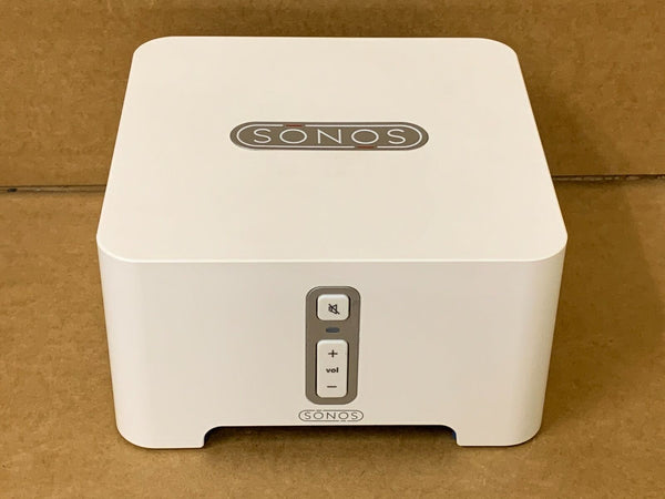 Sonos Connect Digital Streaming Pre Amp - ZP90 White Zone Player