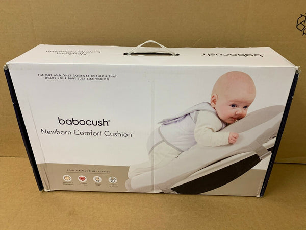 Babocush Newborn Comfort Colic & Reflux Relief Cushion Pillow for Tummy Time