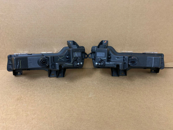 17-20 Tesla Model 3 Fog Light Lamp Pair Set RH LH Right Left OEM NO BROKEN TABS