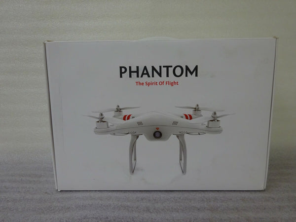 DJI Phantom 1 Drone FC40 Quadcopter 5.8GHZ Edition and Transmitter CP.PT.000027