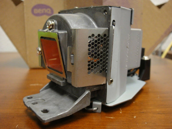 BenQ 5J.J3T05.001 Projector Cage Assembly with Original Projector Bulb MX710