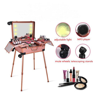 Makeup Studio Travel Case