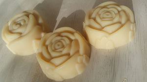 Citrus Shampoo (Olive-free) - small rose