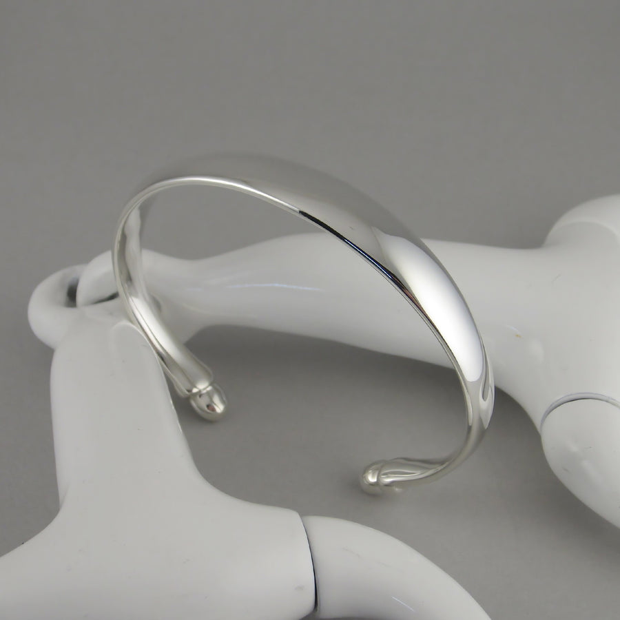 FB15 Open Oval Bangle