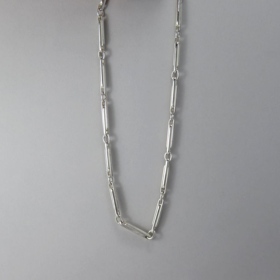 Assorted Silver Handmade Necklaces