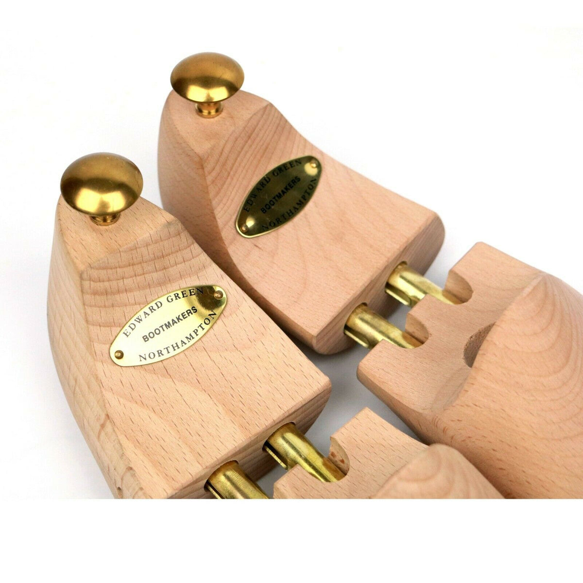 Edward Green Wooden Shoe Trees UK 10.5 E