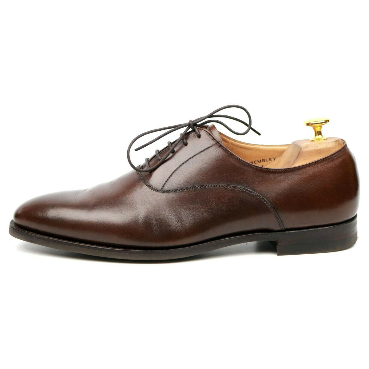 Crockett & Jones 'Wembley' Brown Oxford UK 8.5 E