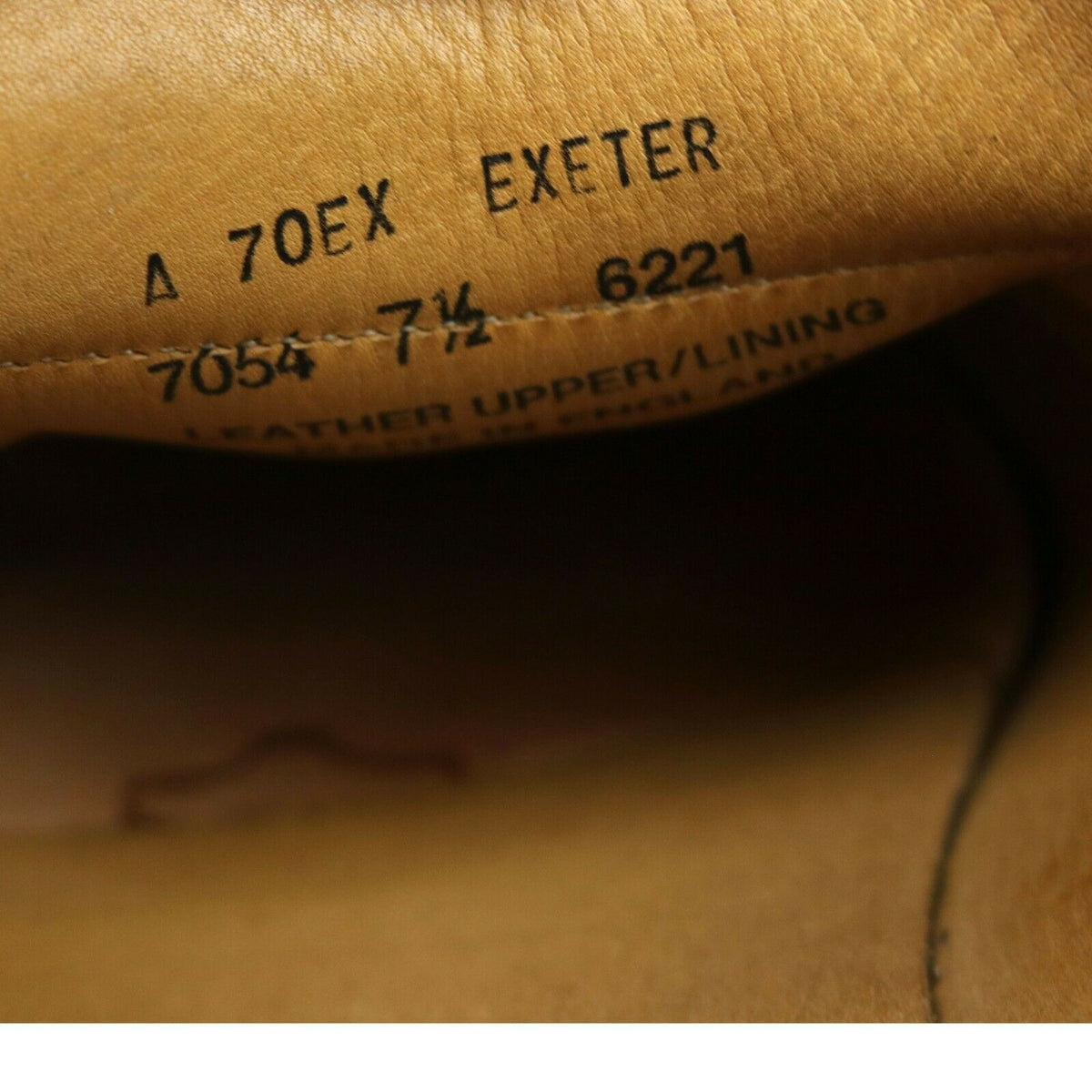 Alfred Sargent 'Exeter' Brown Suede Loafers UK 7.5 EX