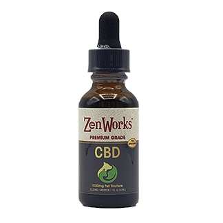 CBD Oil Tincture for Pets 1000mg