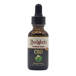CBD Oil Tincture for Pets 500mg