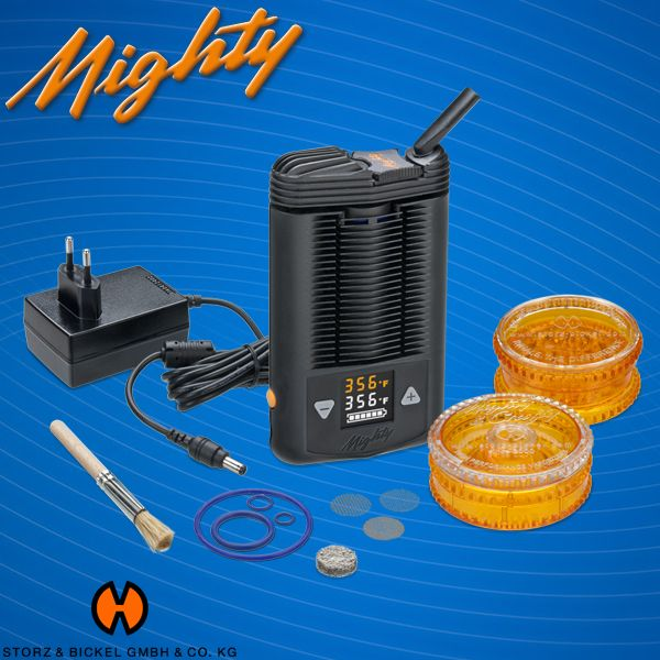 Mighty Dry Herb Vapourizer