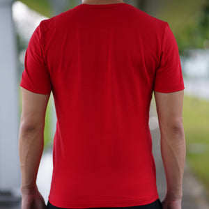 Statement T-Shirt (Red)
