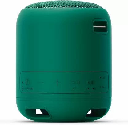 Sony SRS-XB12 10 W Bluetooth Speaker  (Green, Mono Channel)