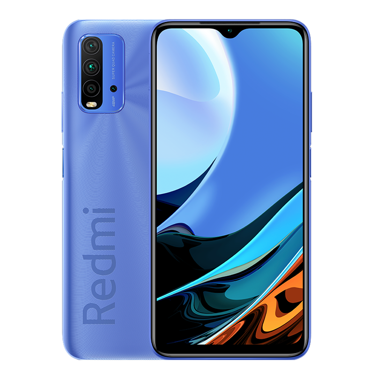 REDMI 9 Power (Blazing Blue, 64 GB)  (4 GB RAM)