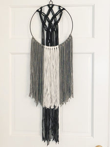 Makenna Macrame Wall Hanging (Custom Colors) - LOCAL PICKUP ONLY