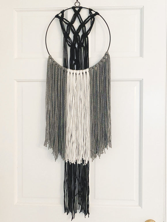 Makenna Macrame Wall Hanging